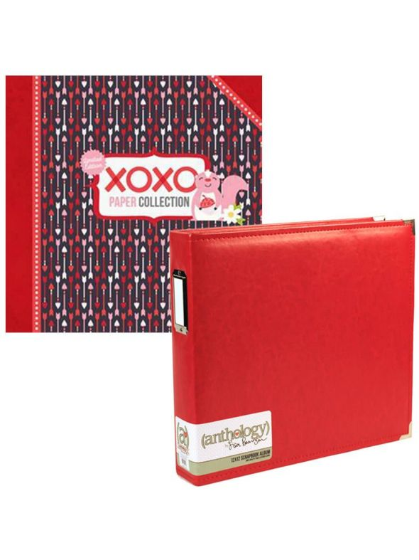 XOXO Valentine Collection Album Bundle