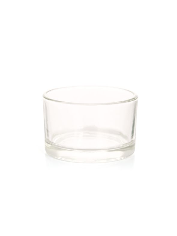 Clear Glass Votive