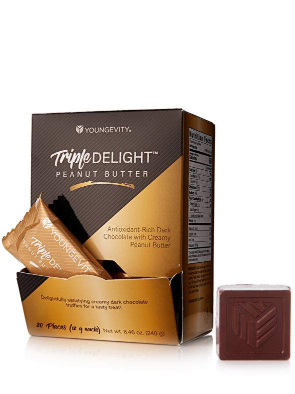 Triple Delight™ Peanut Butter (20Ct)