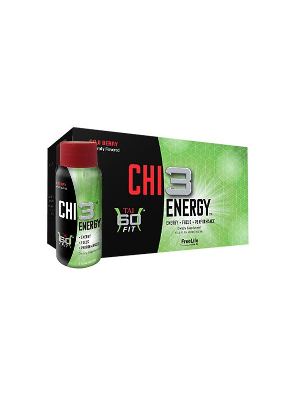 CHI3 Energy™ - Powered by GoChi™