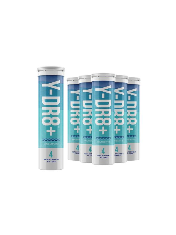 Youngevity Y-DR8+™ Filters-4pk-BUY 5, GET 1 FREE!